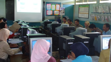 Peserta Intel Teach