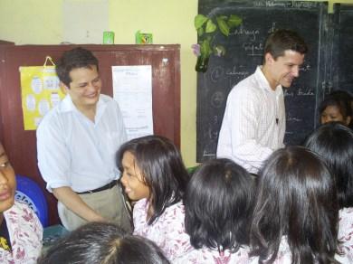 Salam Persahabatan untuk Anak Indonesia