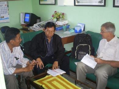 Perwakilan Bank Dunia Berdialog denganMTT Mamajang Kota Makassar