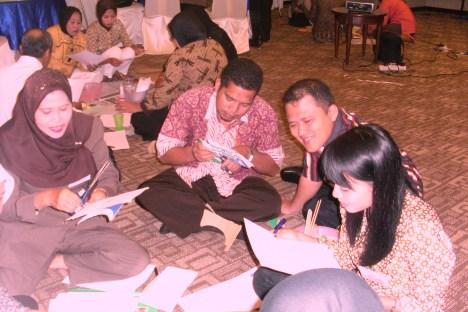 Suasan Pelatihan Program IAI TK Kohort 2 Sul-Sel