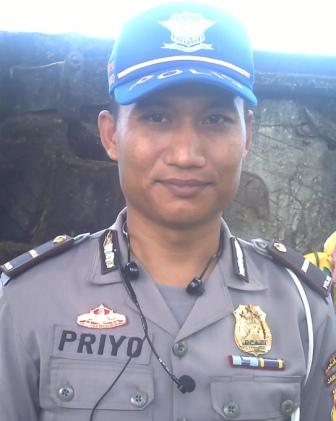 Priyo Jadmiko (Kanit Dikyasa Polres Banjarnegara)