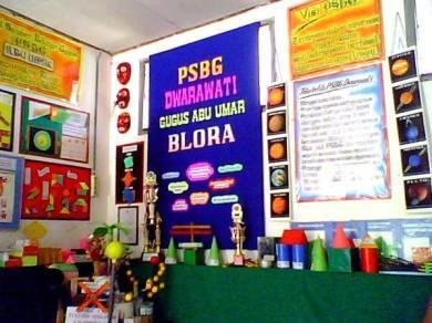 Si klinik unik PSBG Dwarawati, Blora
