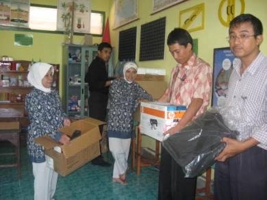 Selamat Datang Hibah Tahap II di PSBG KMG Mamajang-Makassar
