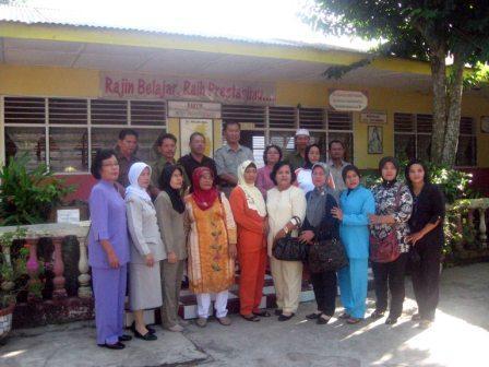 Pengurus PSBG Cemerlang studi banding ke Binjai