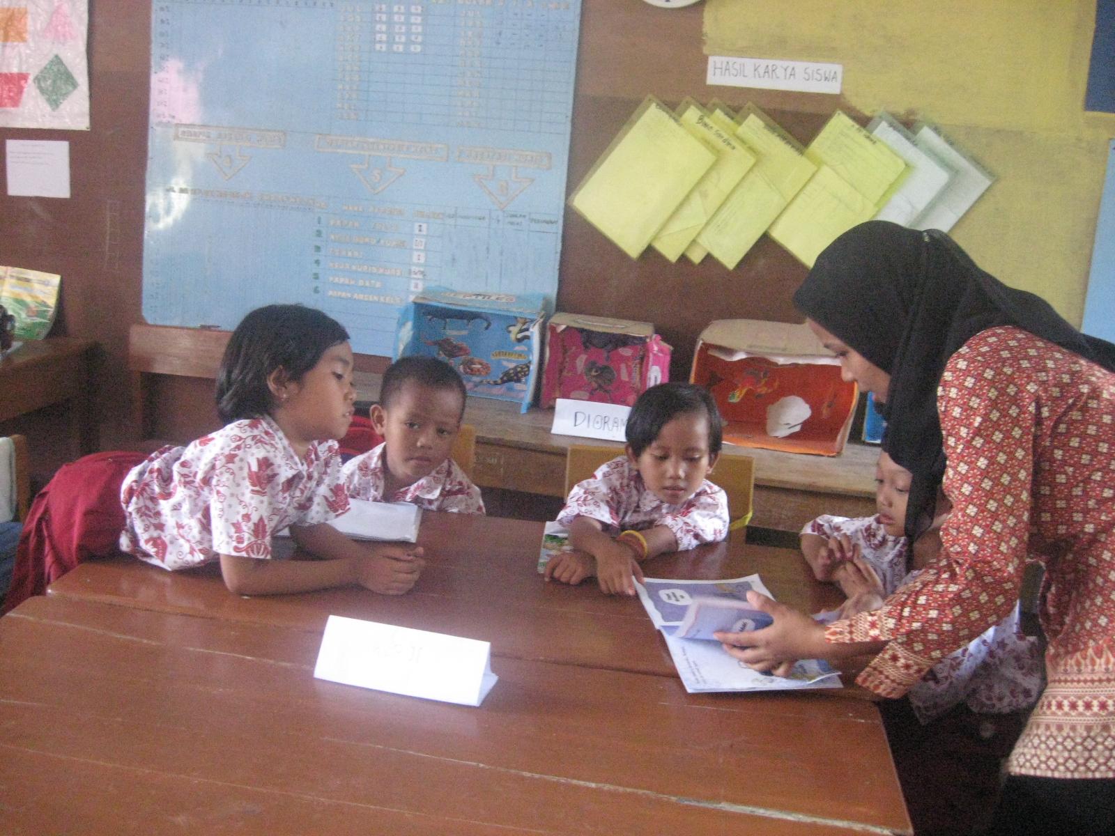 Program belajar membaca anak